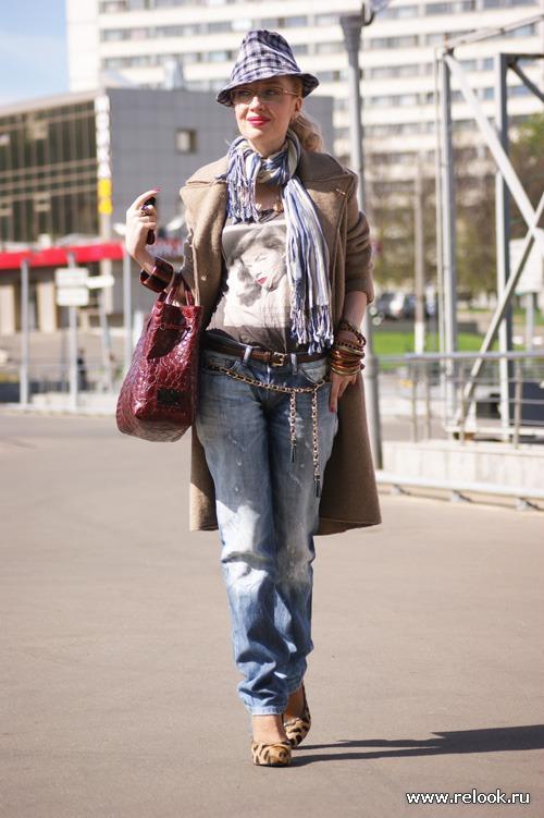 Мужское пальто в женском гардеробе??!! ДА, ДА и ещё раз ДА!