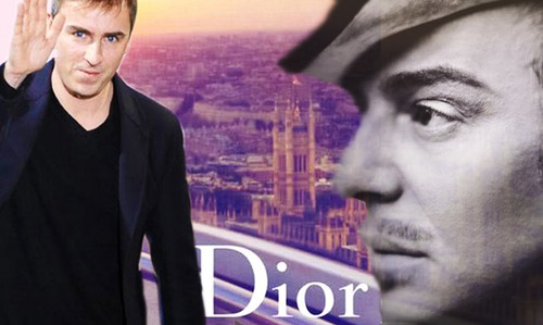 Raf Simons и Dior - будет ли это любовью?