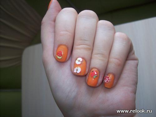 Морковно-фруктовый фреш