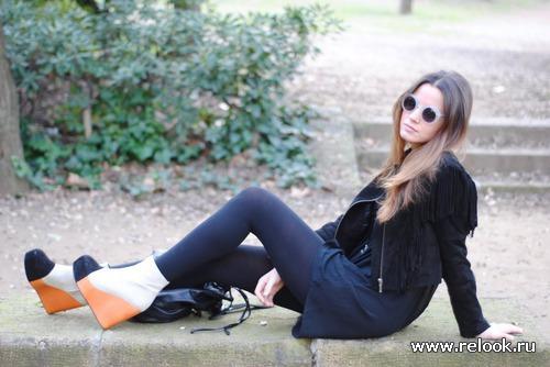 Street fashion от Зины и Зары