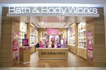 Открытие первого магазина Bath & Body Works в России