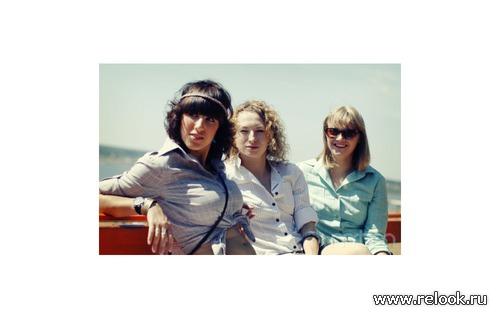 """Фотоконкурс """"Стильная весна"""" на Diets.ru: выиграй рубашку своей мечты!"""