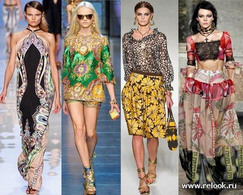 Буду модной летом 2012 (часть первая)