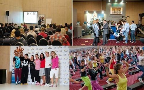 Юбилейный X Московский Международный Открытый Фестиваль Фитнеса MIOFF 2012