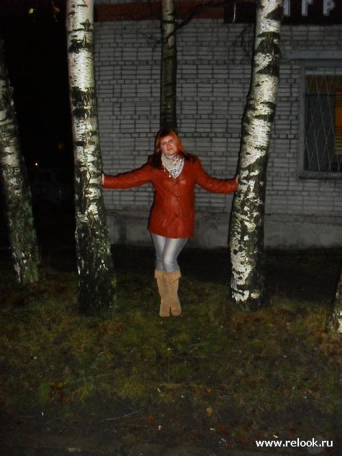 Ночная прогулка. Когда не идет дождь.