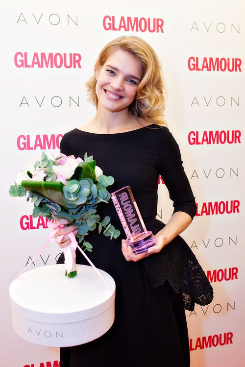 В Москве состоялась церемония «Женщина года Glamour 2012»