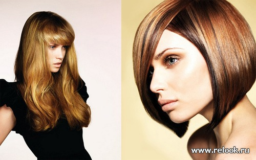 Такие разные красители для волос