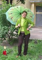 Зелень, дождь, ВЕСНА.
