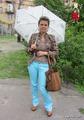 Без дождя ))))