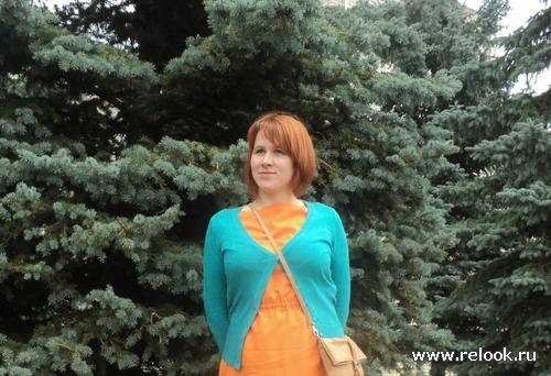 Интервью с участником сообщества. Марьяночка