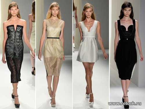 New York Fashion Week: Calvin Klein весна-лето 2013