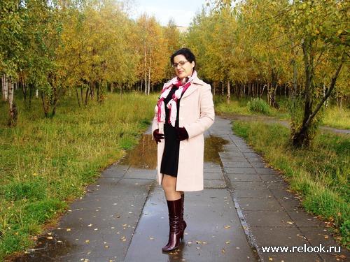 """""""Хорошо быть девочкой в розовом пальто..."""" или Первые симптомы осени"""