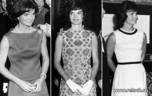 Быть Первой леди: красивой, стильной и модной. Жаклин Кеннеди