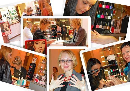 Vogue Fashion's Night Out 2012: подиум Shellac от CND стал одним из самых посещаемых!