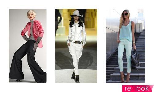 Женские брюки: правильный выбор