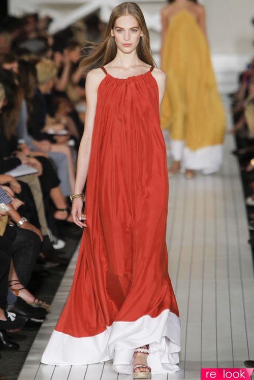 Летняя мода 2013: сарафаны
