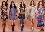 Модное этно