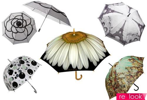 А все что кроме, легко исправить с помощью зонта