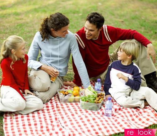 Что надеть на пикник?