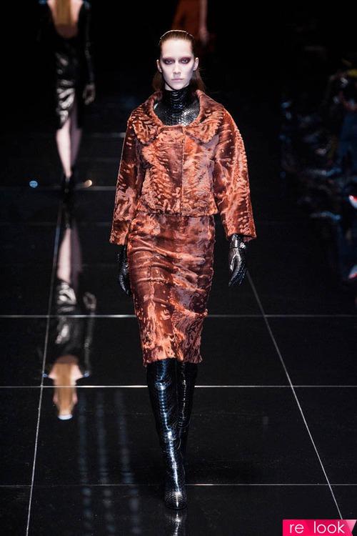 Каракуль - фаворит моды зимы 2013