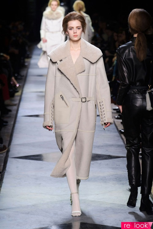 Мода зимы 2013: дубленки