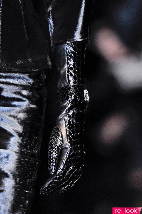 Мода осень-зима 2013-2014: перчатки