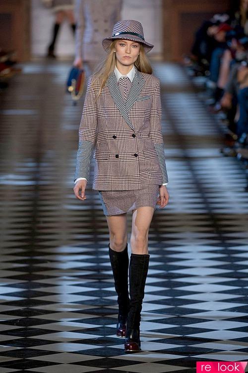 Мода осень-зима 2013-2014: головные уборы