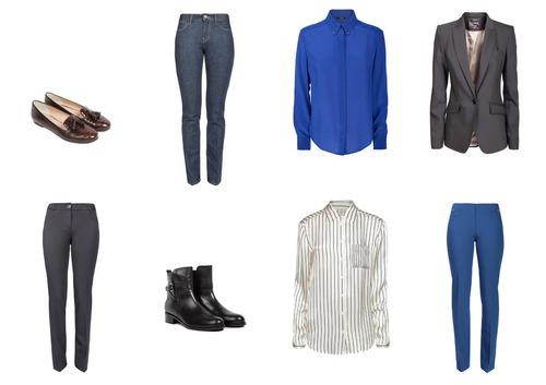Boyfriend style, или Мужские вещи в женском гардеробе