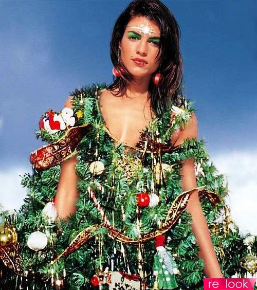Украшаем елку по-модному!