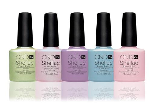 Весенняя коллекция Shellac от CND – Sweet Dreams Collection!