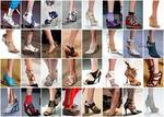 Обувь с Недели Высокой Моды в Париже