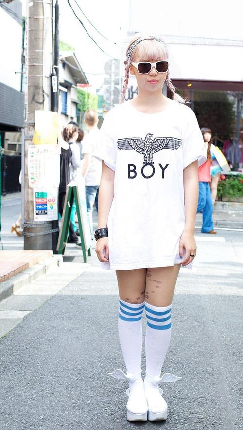 Токийская мода или новинки прошлого года