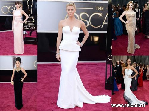 Оскар-2013: Красная ковровая дорожка
