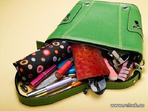 e95cf73fd675 Что в сумочке моей?!