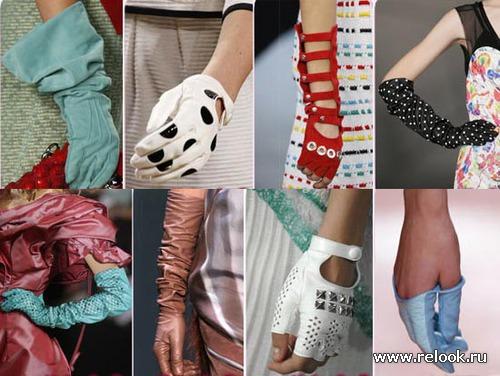Перчатки in my life