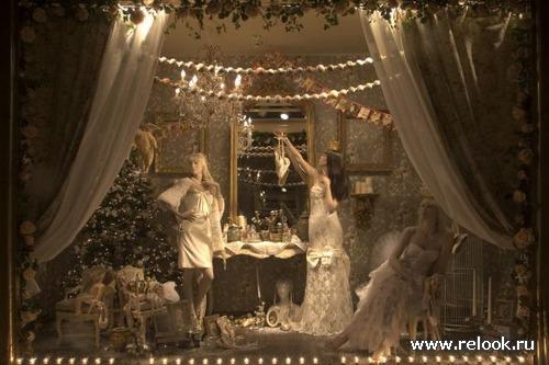 Новогодние и Рождественские столы релукчанок