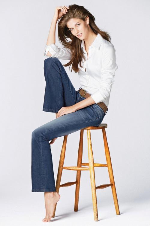 Любимая пара. Какие джинсы в моде в этом году?