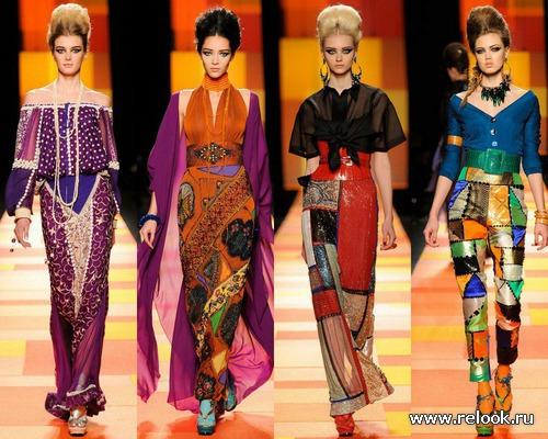 Jean Paul Gaultier Haute Couture весна-лето 2013