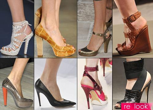 Как подобрать обувь в зависимости от типа фигуры