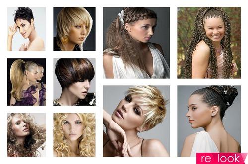 Стили причёсок: красота в волосах