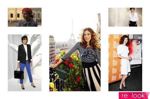 Французский стиль в одежде - o-la-la!