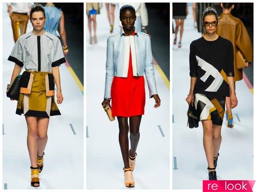 Мини-юбка: полувековой тренд. Модные мини-юбки 2013