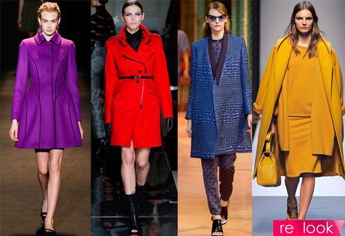 Модные пальто осень-зима 2013/2014