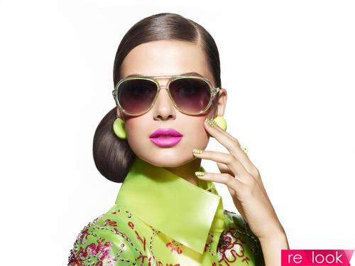 Beauty-акция в магазинах одежды RESERVED