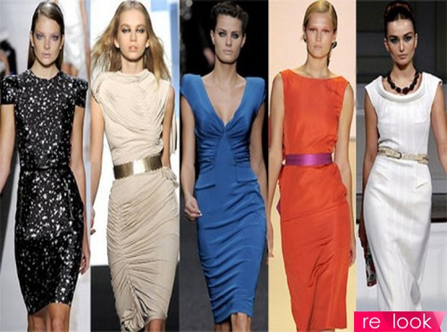 Платье-футляр: классика жанра