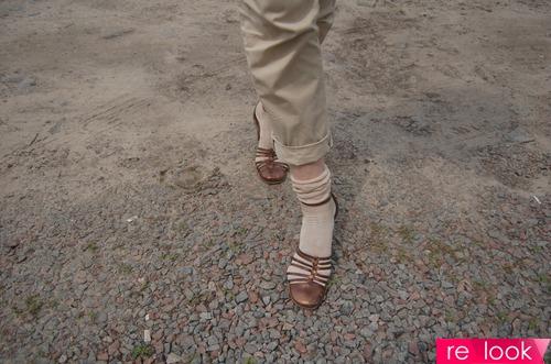 """Сиквел """"Носки+туфли = модный тренд, винтаж, или..."""" Эпизод №2"""