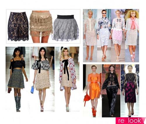 Модные юбки лета-2013