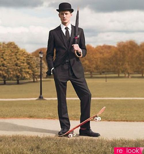 Английский мужской костюм - стиль, проверенный временем