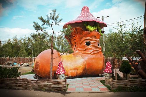 """Открытие уникального музея обуви """"Башмак"""""""