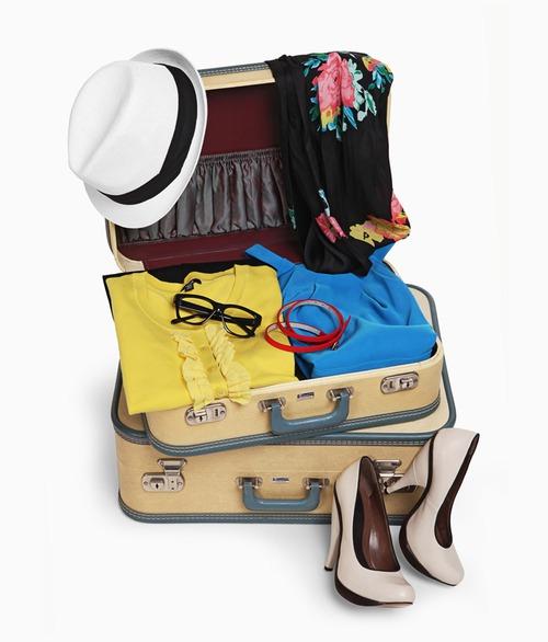 Чемоданы – модные и удобные